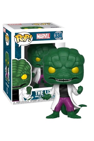 Pop! Marvel: The Lizard Exclusivo
