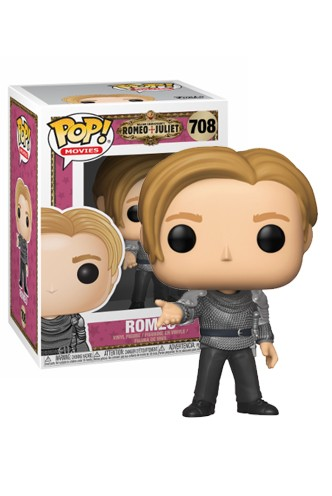 Pop! Movies: Romeo & Juliet - Romeo