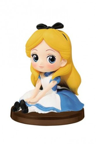 Disney - Q Posket Alicia Petit Girls