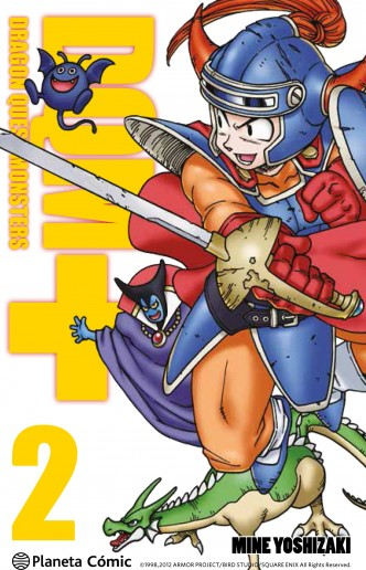 Dragon Quest Monsters nº 02/05