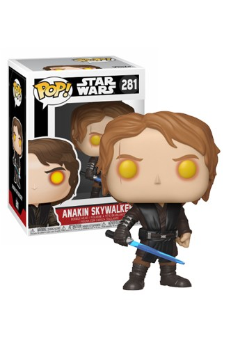 Pop! Star Wars: Dark Side Anakin Exclusivo
