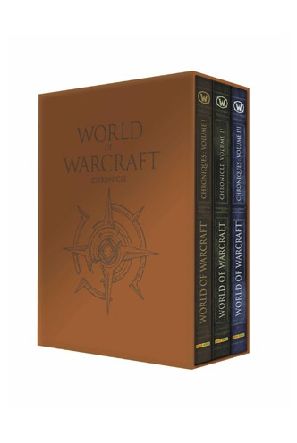 Cofre World of Warcraft. Crónicas
