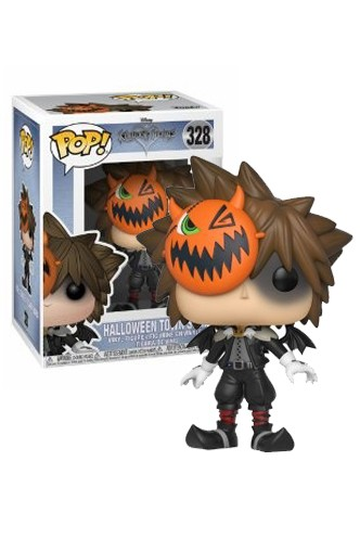 Pop! Game: Kingdom Hearts - Halloween Town Sora Exclusivo