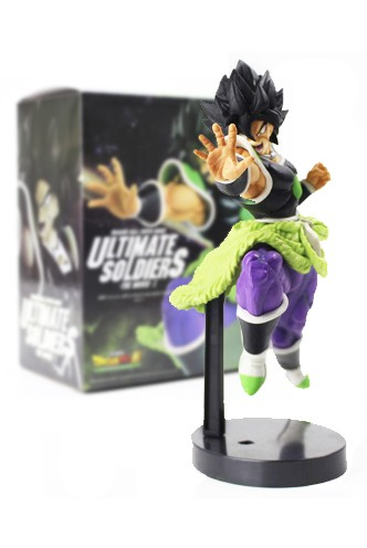 Dragonball Super - Movie Figura Ultimate Soldiers Broly