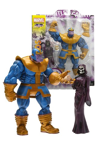 Marvel Select - Action Figure Thanos