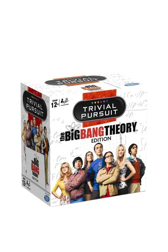 Trivial Bite The Big Bang Theory