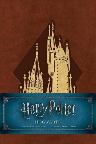 Harry Potter: Hogwarts Ruled Journal