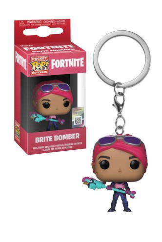 Pop! Keychain: Fortnite - Brite Bomber