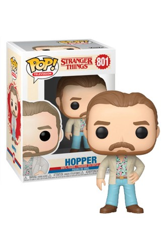 Pop! TV: Stranger Things S3 - Hopper (Date Night)