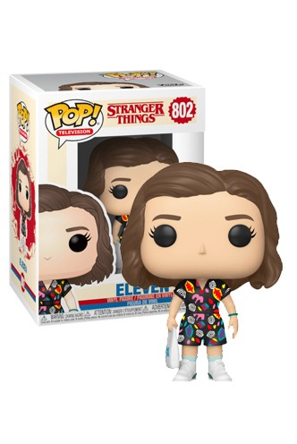 Pop! TV: Stranger Things S3 - Eleven (Mall Outfit)