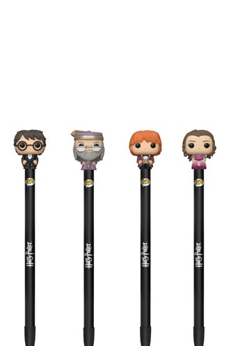 Pen Toppers S6: Harry Potter
