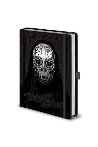 Harry Potter Libreta Premium A5 Death Eater
