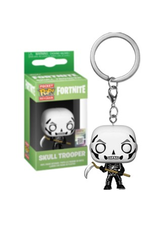 Pop! Keychain: Fortnite - Skull Trooper