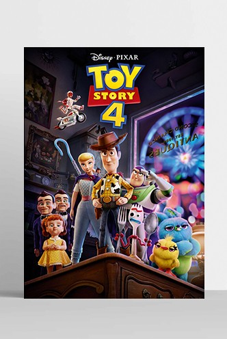 Poster Disney: Toy Story 4 - One Sheet