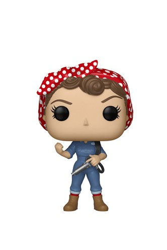 Pop! Icons: American History - Rosie La Remachadora Exclusiva