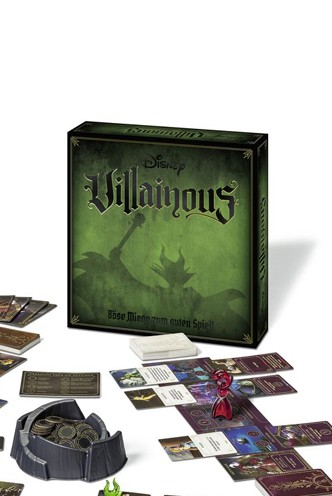 Disney - Villanous Games