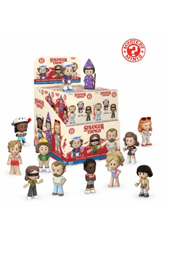 Mystery Mini: Stranger Things S3
