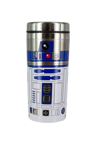 Star Wars - Episode VIII Travel Mug R2-D2