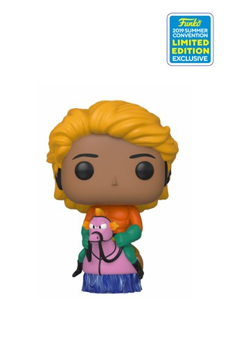 Pop! Big Bang Theory - Raj in Aquaman Costume SDCC19