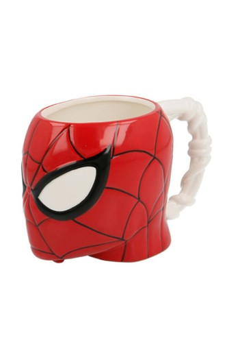 Marvel - 3D Mug Spider-Man