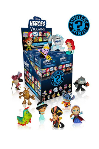 Mystery Mini: Disney - Heroes v Villains