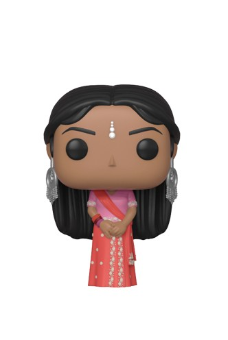 Pop! Harry Potter S8 - Padma Patil (Yule)