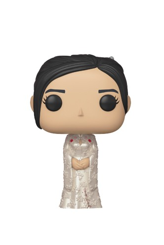 Pop! Harry Potter S8 - Cho Chang (Yule)
