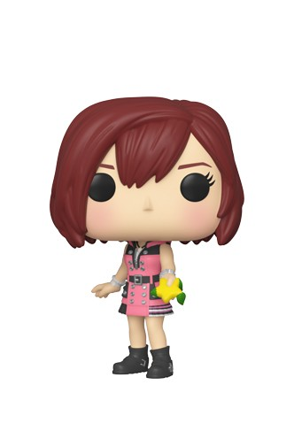 Pop! Disney: Kingdom Hearts 3 S2 - Kairi w/Hood