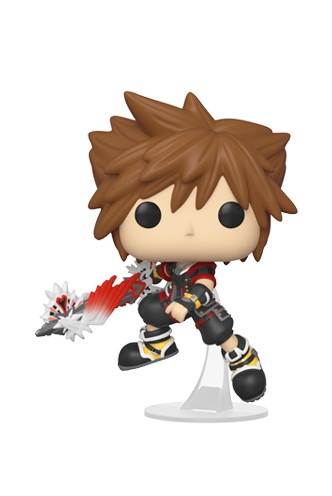 Pop! Disney: Kingdom Hearts 3 S2 - Sora w/Ultima Weapon