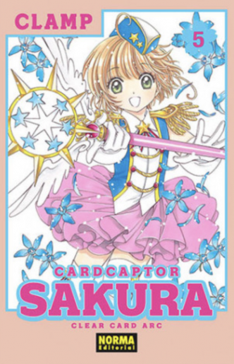 Card Captor Sakura Clear Card Arc 05