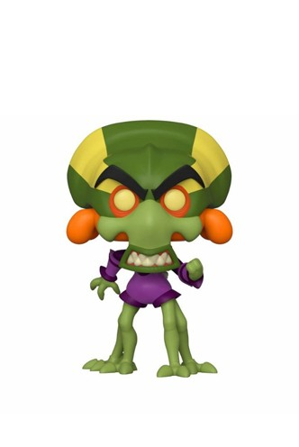 Pop! Games: Crash Bandicoot S3 - Nitros Oxide