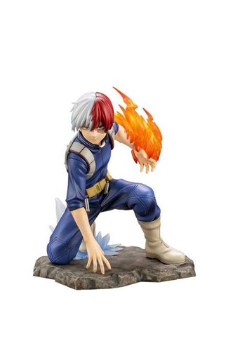 My Hero Academia - Estatua ARTFXJ Shoto Todoroki
