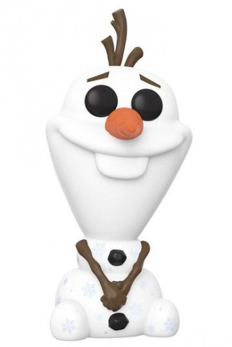Pop! Disney: Frozen II - Olaf 10""