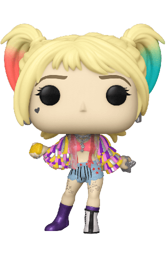 Pop! Movies: Birds of Prey - Harley Quinn (Caution Tape)