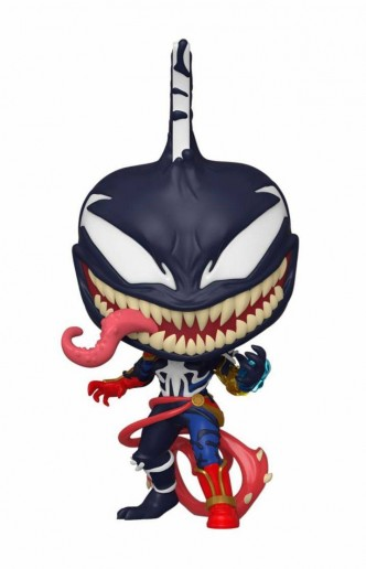 Pop! Marvel: Marvel Venom - Capitana Marvel