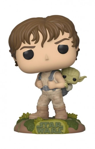 Pop! Star Wars: Training Luke with Yoda