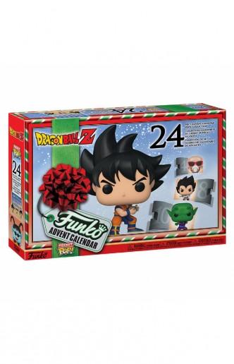 Pocket POP! Calendario Adviento: Dragon Ball Z: 24 piezas coleccionables