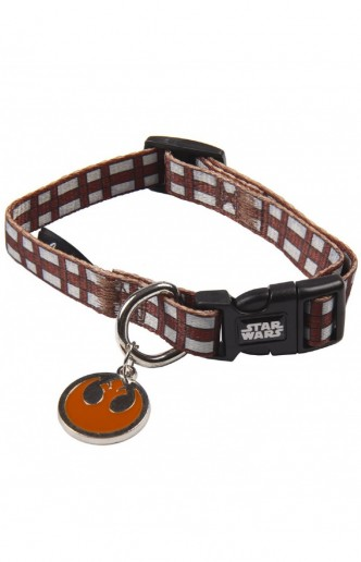 Collar Star Wars Chewbacca