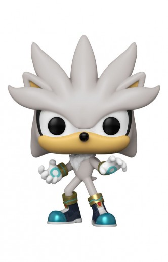 Pop! Games: Sonic 30th - Silver the Hedgehog