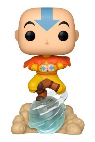 Pop! Animation: Avatar The Last Airbender - Aang on Airscooter Ex