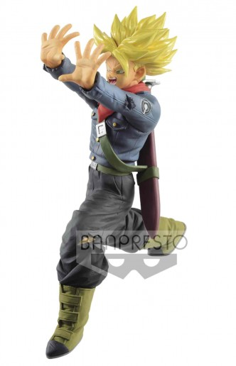 Dragon Ball Super - Figura Super Saiyan Trunks Galick Gun