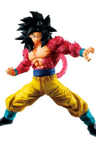 Dragon Ball GT - Son Goku Super Saiyan 4 Full Scratch Figure