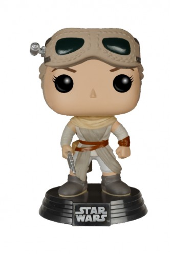 Pop! Star Wars - Rey Ex