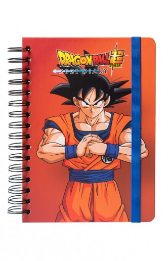 Dragon Ball Z - Agenda 2021 A5