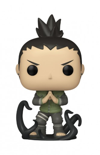 Pop! Animation: Naruto - Shikamaru Nara