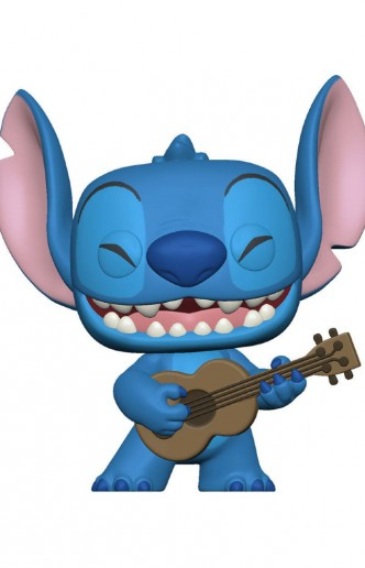 Pop! Disney: Lilo & Stitch - Stitch w/Ukelele