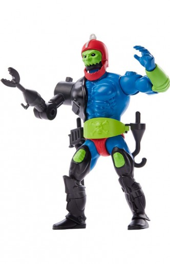 Masters of the Universe - Figura Trap Jaw Origin