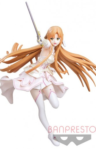 Sword Art Online Alicization War of Underworld Estatua PVC Esprestro Asuna