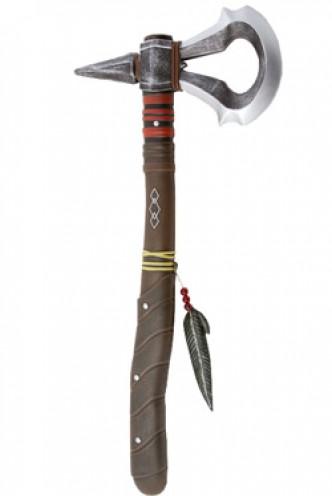 Assassin S Creed Iii Larp Replica 1 1 Connors Tomahawk 50 Cm