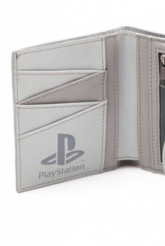 Playstation - Playstation Shape Bifold Wallet